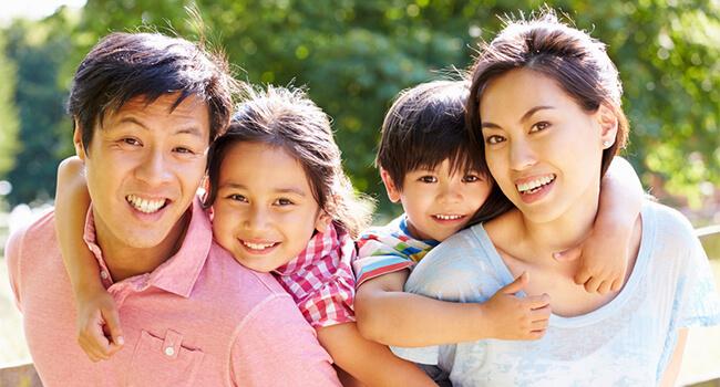 article on family bonding