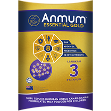 "Anmum™ Essential <span class=""text-gold"">Gold</span>"