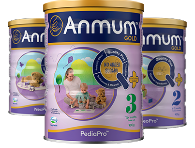 Anmum™ (NZ): Baby Formula - Made in New Zealand